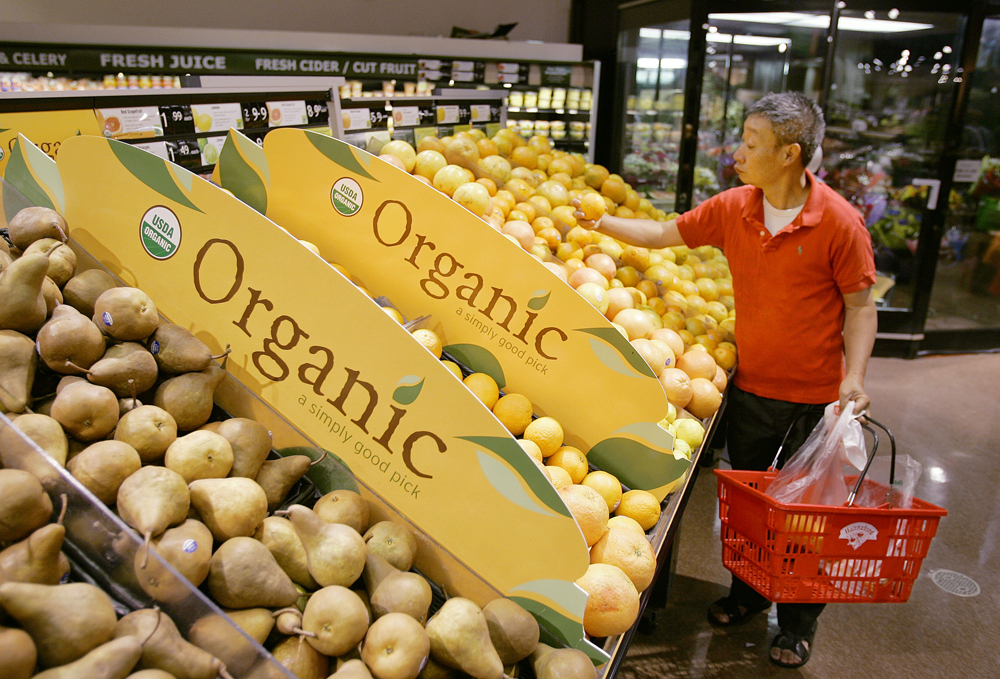 Real Foods And Organic Consumer Trends